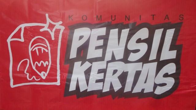 Logo Komunitas Pensil Kertas