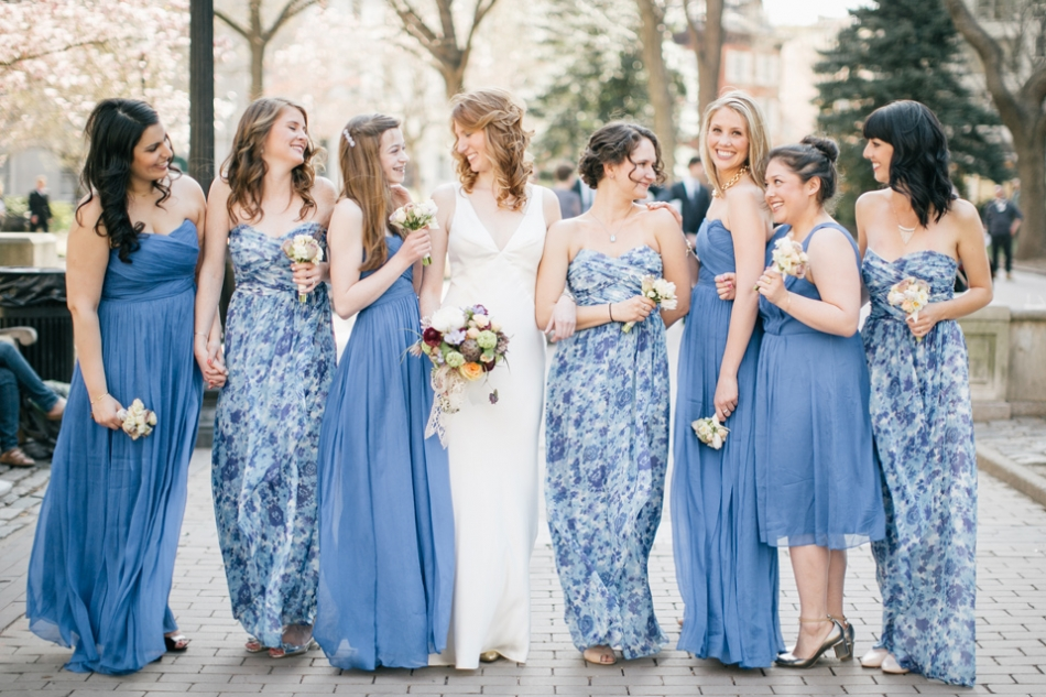 ilustrasi bridesmaid