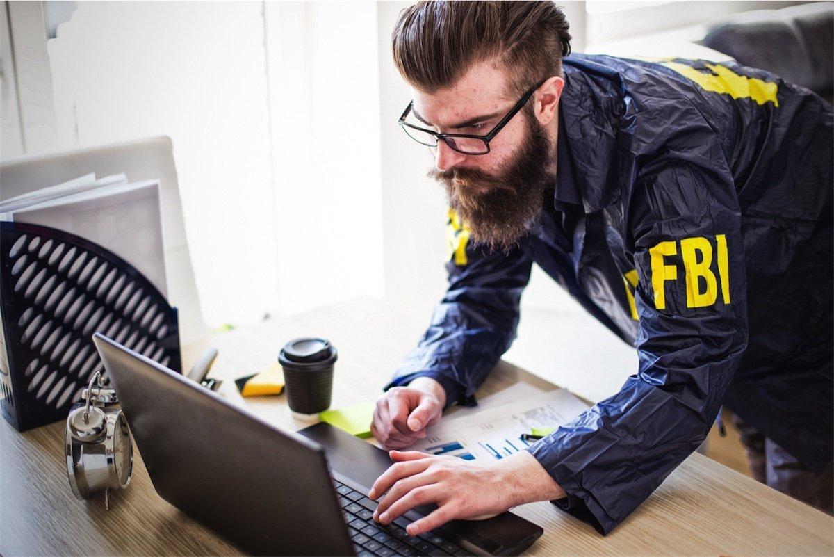 Ilustrasi FBI