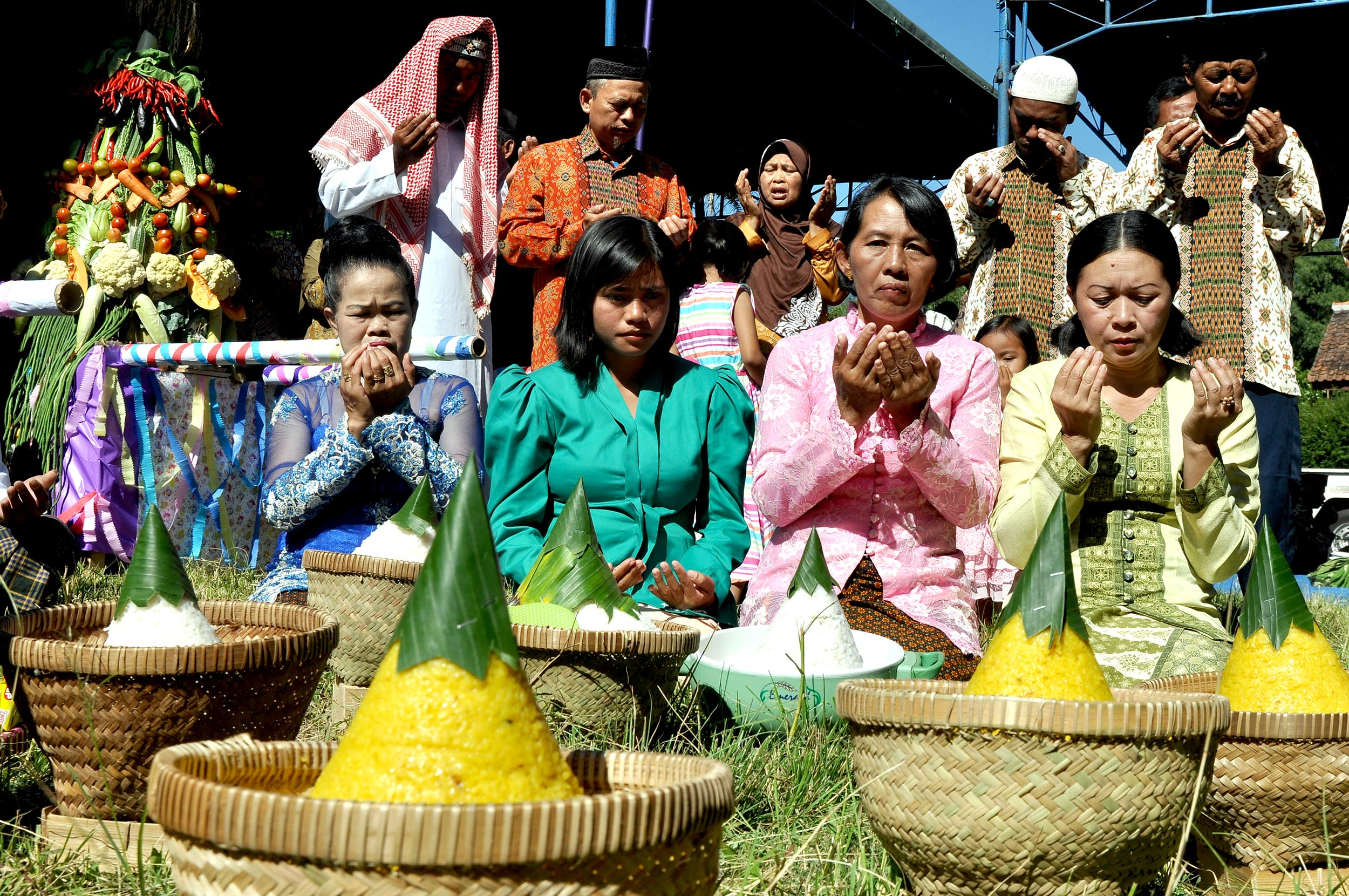 Tradisi Nyadran di Surabaya | www.wego.co.id