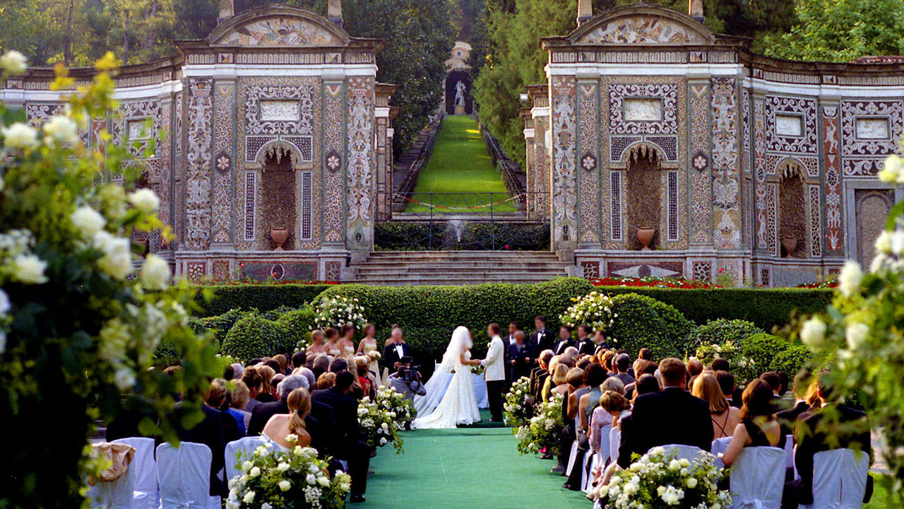 ilustrasi menikah di luar negeri
