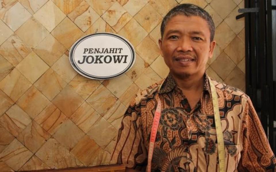 Jokowi Punya Batik Sendiri!