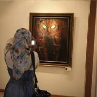 Mengenal Seni Rupa dan Sastra Lebih Dekat Di Ruang Baca Popo Iskandar