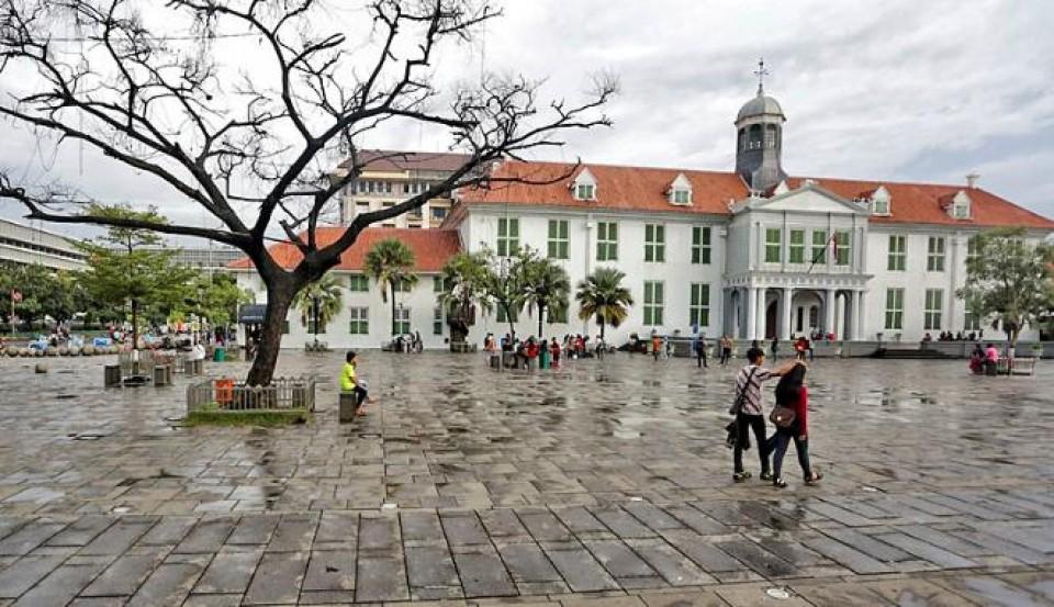 Berwisata di Kota Tua Jakarta