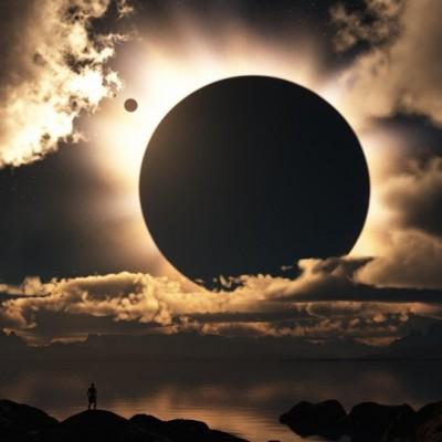 Gerhana Matahari Total Ajang Ramal Suku Dayak Ngaju!