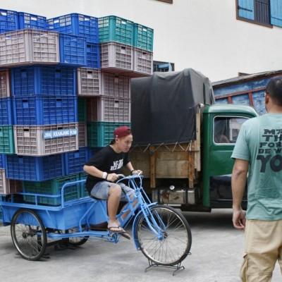 Museum Angkut, Lorong Waktu Transportasi Masa Lampau