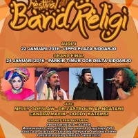 Semarak Festival Band Religi Sidoardjo