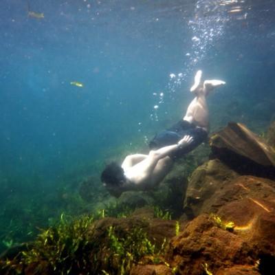 Yuk Snorkeling di Air Tawar!