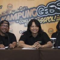 Gabungan Artis dan Seniman Sunda Menggelar Kampung GaSS 2