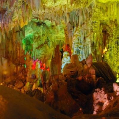 Wisata Cahaya di Geopark Gunung Sewu
