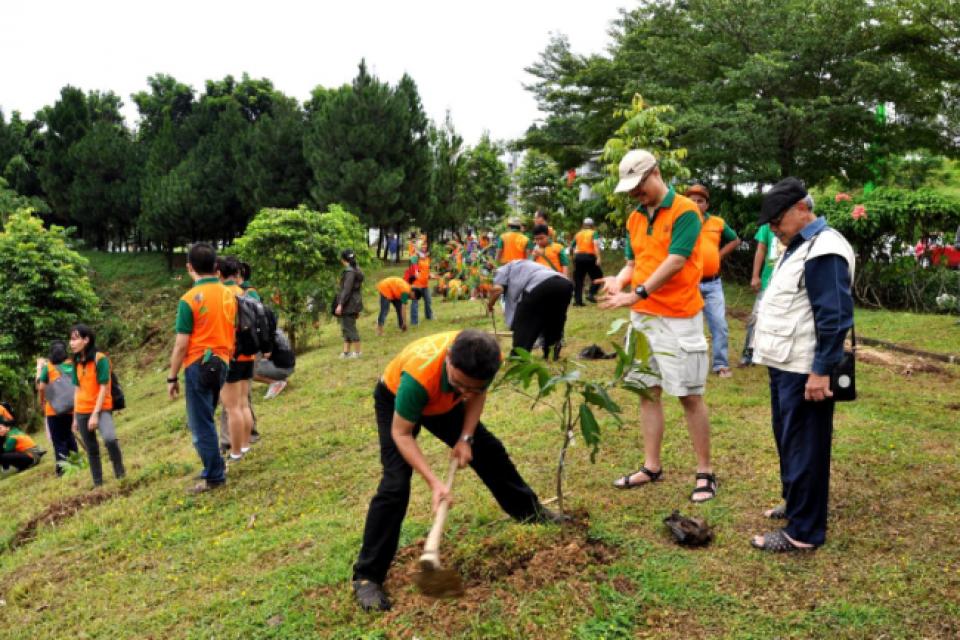 Green Community, Aktif Hijaukan Kepanjen