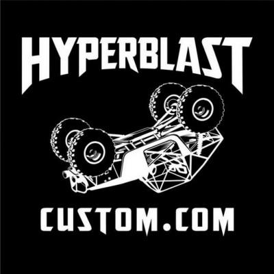 Hyperblast Custom – Modifikasi Diecast dengan Unsur Seni yang Tinggi