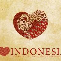 Indonesia Bangga Karena Ini