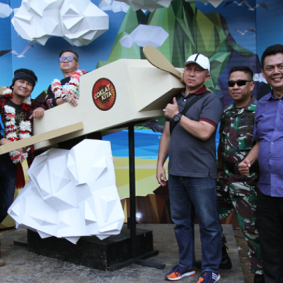 Karang Taruna Unit 15 Sukses Hibur Sobat Coklat SBCK Sadang Serang
