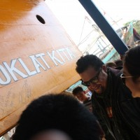 Rekam Keramahan SBCK Kampung Maritim, Kluwut