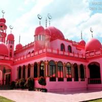 Wow, Masjid Ini 'Centil'
