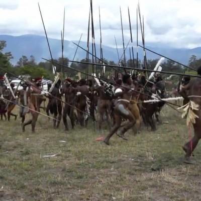 Nikmati festival Lembah Baliem