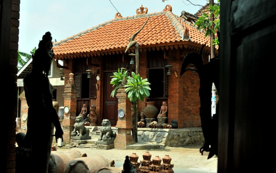 Berkisah Tentang Majapahit dari Museum Trowulan