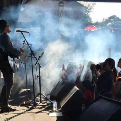 SBCK tour Lampung - Pekon Sidokaton, kec. Gisting kab. Tanggamus 02/05/19