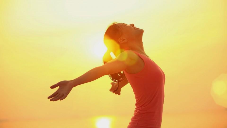 Manfaat Luar Biasa Sinar Matahari Pagi