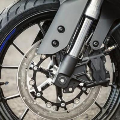 Cara Murah dan Mudah Bersihkan Velg Motor Palang!