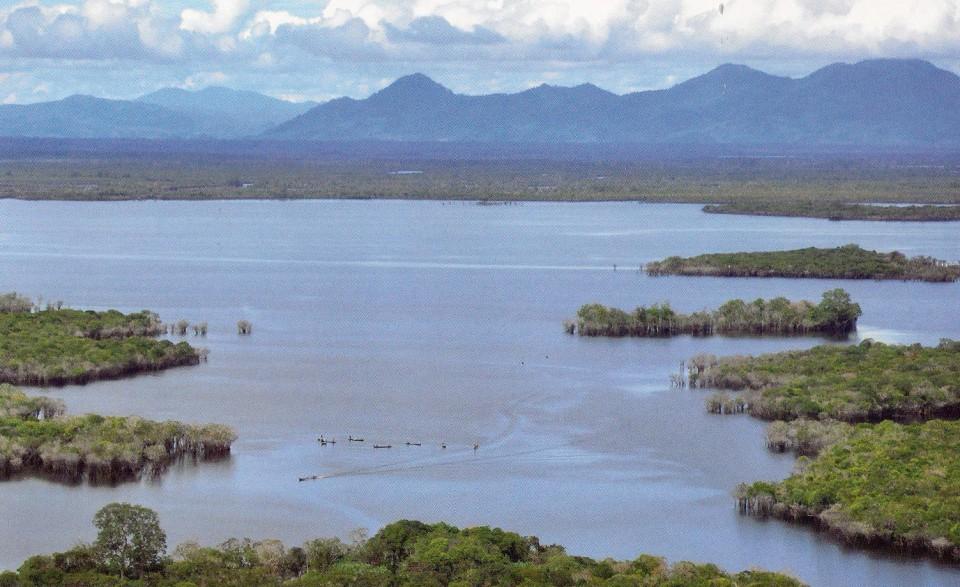 Danau Unik Ini hanya ada di Kalimantan Barat