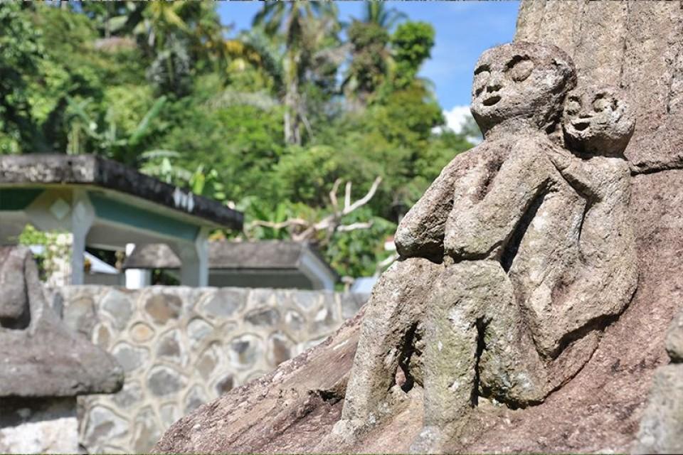 Tradisi Pemakaman Kuno Suku Minahasa
