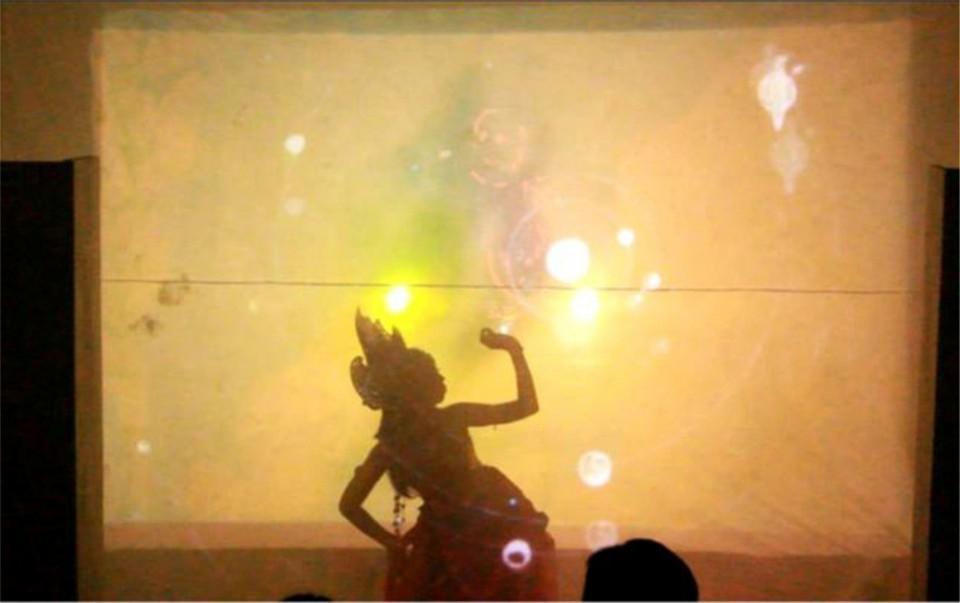 Wayang Cyber, Inovasi  Seni Pertunjukan