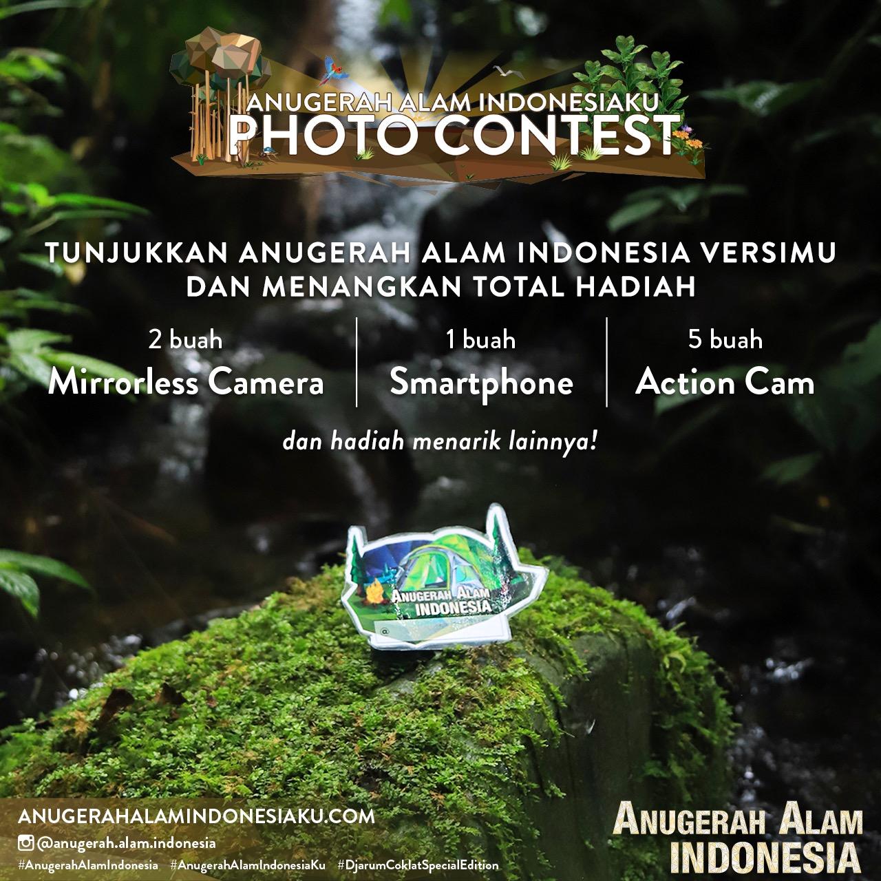 Anugerah Alam Indonesia Photo Contest
